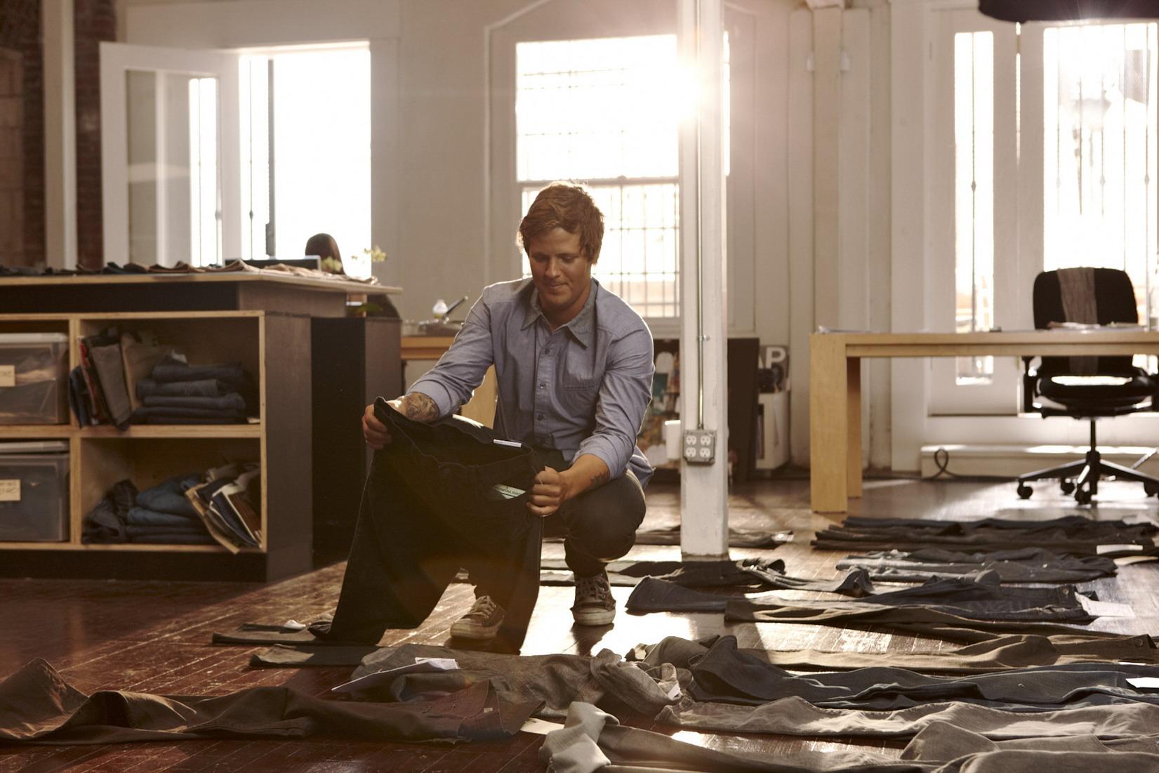 Gap 1969 設計工作室_這裡不僅是工作的地方,更是改變牛仔褲的開始